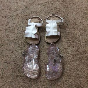 Other - Bundle of two pairs of CUTE Sandals!